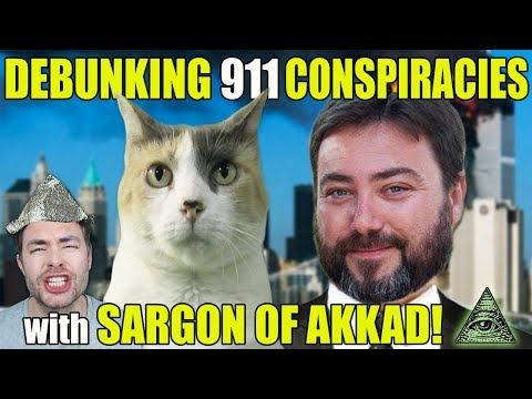 Debunking 911 Conspiracies with Sargon (& The 911 Truther AllStars!)