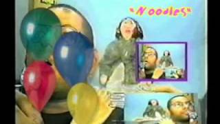 Marcus Mixx Noodles song from BOOOM TV