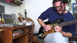 Pink Floyd Echoes live a Pompei guitar solo