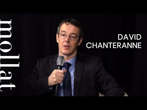 Vidéo de David Chanteranne
