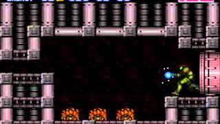 Super Metroid - Early Ice Beam