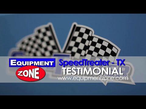 SpeedTreater-TX Testimonial: Be Seen Wear - Valley Center, CA