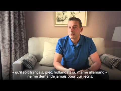 Vidéo de Christos Tsiolkas