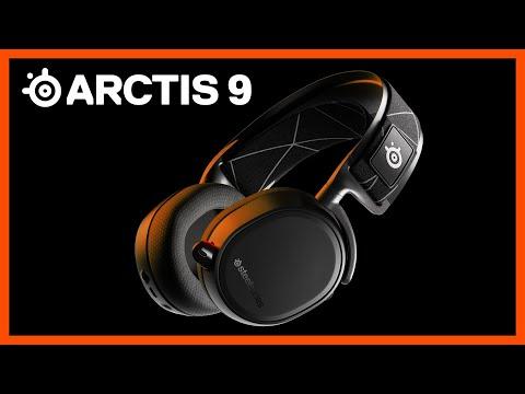 Dual Wireless Arctis 9 Headset - SteelSeries
