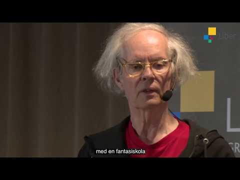 Ulf Stark berättar om Livet i Bokstavslandet