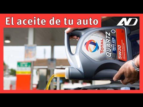 """¿Qué aceite debe usar mi auto"""" - AutoDinámico"""