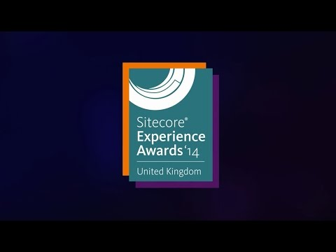 UK Sitecore Experience Awards, December 2014 - Will you be there?