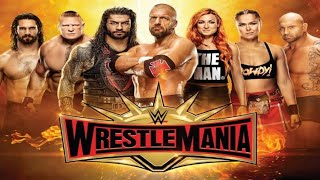 Wrestlemania 35 date and time in india | Wrestlemania 35 date | wrestlemania 35 ki date
