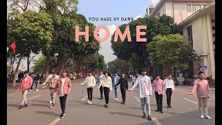 [KPOP IN PUBLIC CHALLENGE] Home - SEVENTEEN (세븐틴) Dance cover by The Dazzlers from Vietnam