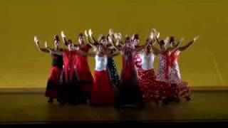 Flamenco Dance  Florida Grand Opera Act IV CARMEN 2010 [HQ]