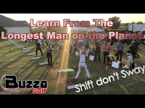 Shift don't Sway (Copy Long Drive Champ Kyle Berkshire)