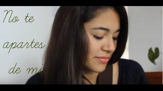 No te apartes de mi- Roberto Carlos (ukelele cover) Diana Salas