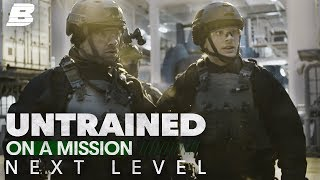 SCHIP OVERMEESTEREN MET SPECIAL FORCES | UNTRAINED ON A MISSION NEXT LEVEL - Concentrate BOLD