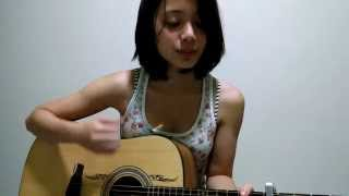 Kim Hyun joong - Because I'm Stupid (cover by Andressa Yumi) width=