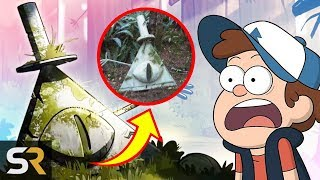 25 Twisted Gravity Falls Facts That Will Surprise Longtime Fans