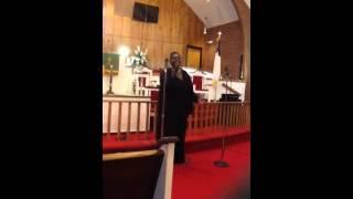 Pastor Dr. R. L. Brown Jr. CD release