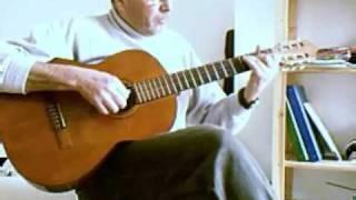 Dindi - Guitar solo