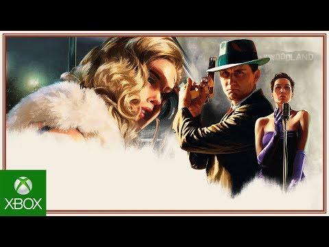 L.A. Noire 4k Xbox One Trailer