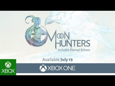 Moon Hunters Official Xbox One Launch Trailer