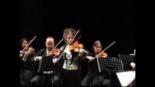Vivaldi - The Four Seasons (Summer, live excerpt)