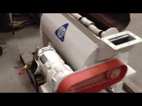 Used Kice Eliminator Screener / Scalper - Model Ea-36