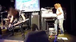 Silver Dollar - don't break my heart again live @ het Blok 12-10-2014