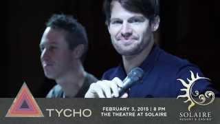 Scott Hansen for Tycho Awake World Tour