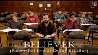 BELIEVER - Imagine Dragons (Tufts Beelzebubs A Cappella)