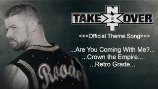 NXT Takeover Orlando Theme Song Are you Coming With Me?   Crown the Empire