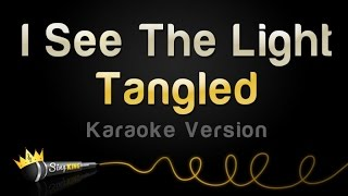 Tangled - I See The Light (Karaoke Version)