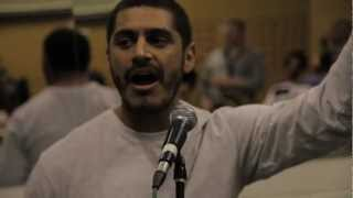 "Criolo - ""Nó Na Orelha"" International Tour 2012 Ep.01"