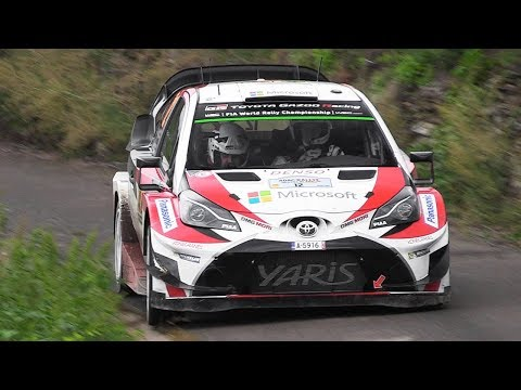 WRC Rally Germany 2017 – Day 1 Action from SS Mittelmosel
