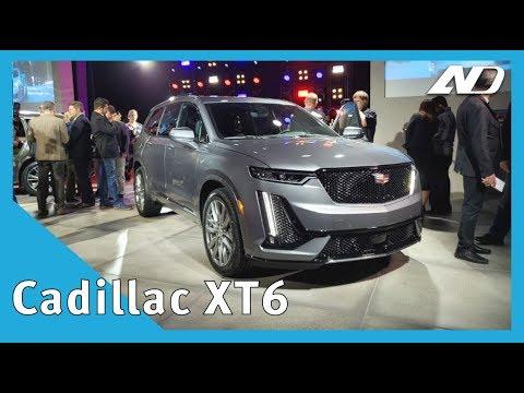 Cadillac XT6 2020 - Porque no la Escalade no era suficiente | NAIAS2019