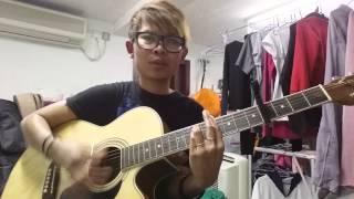 Aku Mah Apa Atuh acoustic guitar cover