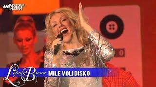 Lepa Brena - Mile voli disko - (LIVE) - (Beogradska Arena 20.10.2011.)