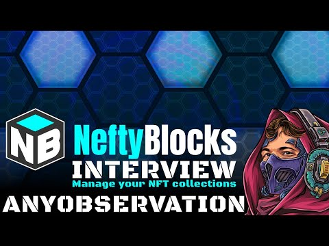 Update on Neftyblocks | Tokenomics and new tools | Interview with the team