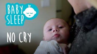 Baby sleep training: No cry