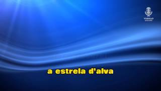 ♫ Karaoke CANÇÃO DE EMBALAR - Zeca Afonso