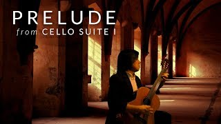 Paul Adrian plays Prelude (from Cello Suite No. 1)