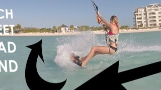 How to Kitesurf: Transitions (Turns)