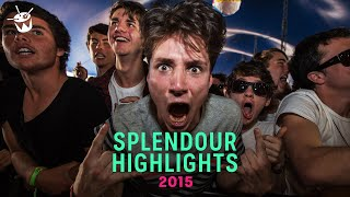 triple j's Splendour In The Grass Highlights 2015 (Flight Facilities - 'Down to Earth' live)