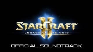 StarCraft II: Legacy of the Void OST | 18 | The Firstborn