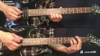 El Aguajal - Los Shapis Tutorial/Cover Guitarra