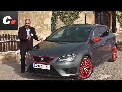 Seat León Cupra 290 | Primera Prueba / Review en español | Contacto | coches.net