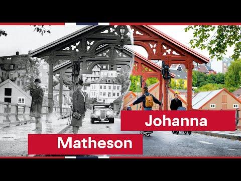 Unknown Hero Johanna Matheson | Same Place New Time