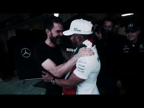World Champions! Lewis Hamilton Makes It Four F1 Titles