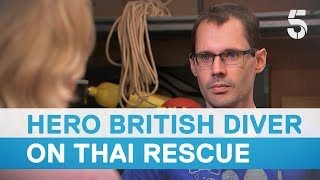 Meet The Elite Diving Duo At The Heart Of The Thailand Soccer Team Rescue   TODAY width=