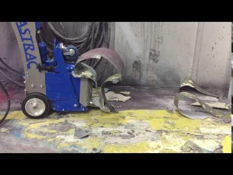 Blastrac Walk Behind Floor Scraper (BS-110-EU)