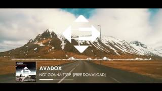 AVADOX - Not Gonna Stop (Original Mix) FREE DOWNLOAD