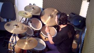 AC/DC - TNT (Drum cover by AX)